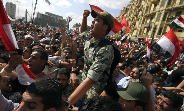 Egyptian Military Hijacks the Arab Spring