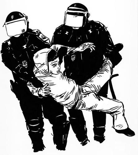 Occupy San Diego, San Francisco Raided