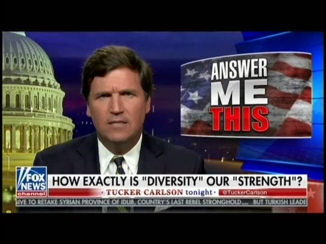 Tucker Carlson is Basic